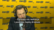 Premier Mateusz Morawiecki: To, że dzisiaj benzyna jest trochę droższa niż wcześniej ma zero związku z tym, co się dzieje w polityce polskiej