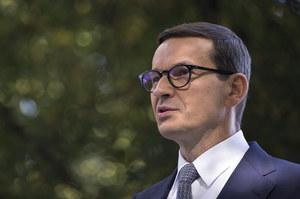 Premier Mateusz Morawiecki uruchomił podcast