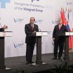 """Premier Mateusz Morawiecki w Budapeszcie: """"Polexit"""" to nie tylko fake news, to kłamstwo, które ma osłabić Unię Europejską"""