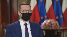 """Premier Mateusz Morawiecki w """"Gościu Wydarzeń"""": Możemy sobie pozwolić na powolne otwieranie gospodarki"""