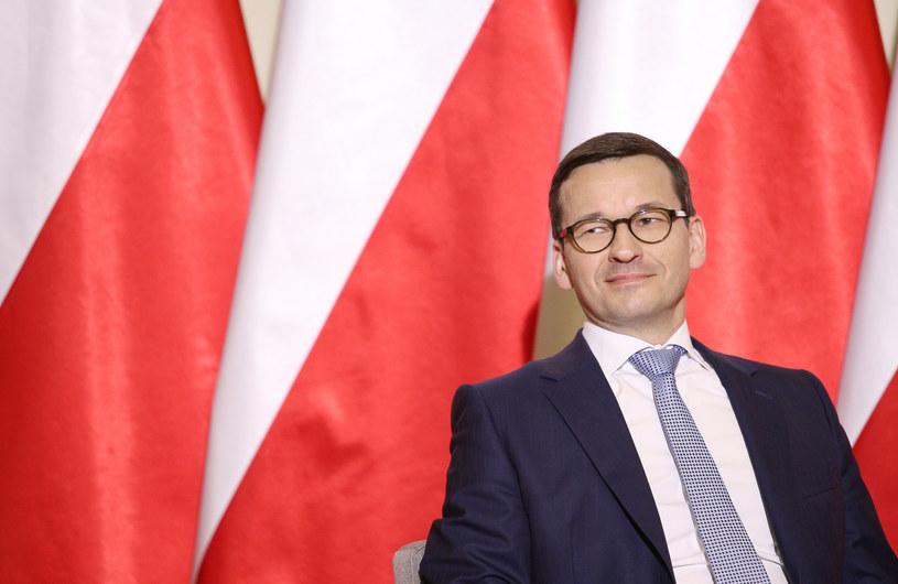 Premier Mateusz Morawiecki zgromadził ponad 5 mln zł /Damian Klamka/East News /East News