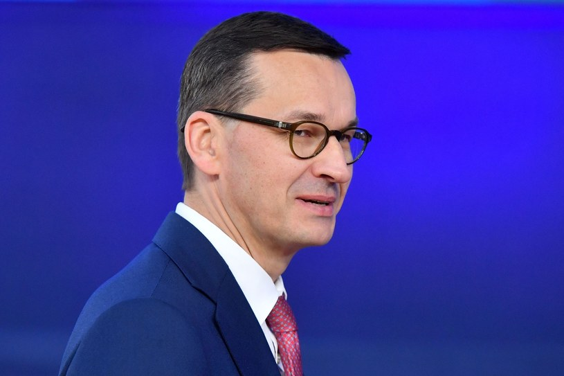 Premier Mateusz Morawiecki /Emmanuel Dunand/AFP /East News
