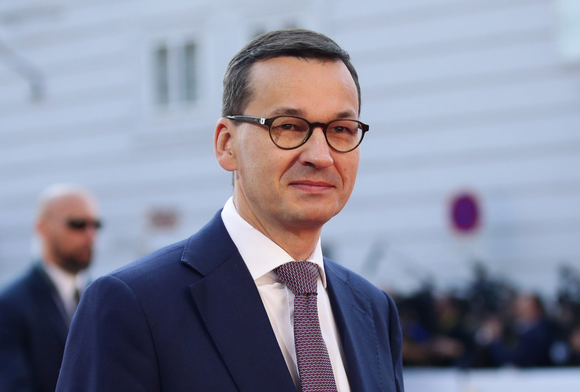 Premier Mateusz Morawiecki /REUTERS/Lisi Niesner  /Agencja FORUM