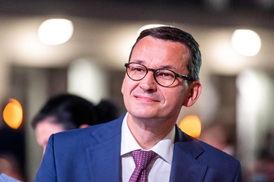 Premier Mateusz Morawiecki /\Tytus Żmijewski /PAP