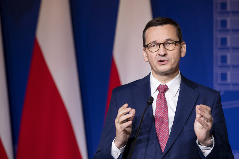 Premier Mateusz Morawiecki /AP/Associated Press/East News /East News
