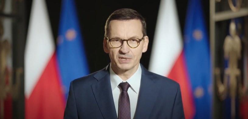 Premier Mateusz Morawiecki /Kancelaria premiera /domena publiczna