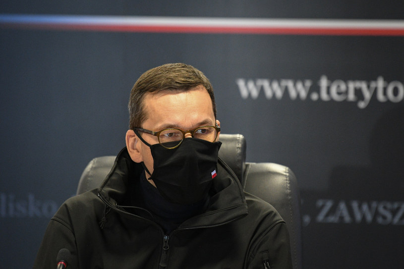 Premier Mateusz Morawiecki / Jacek Dominski /REPORTER /Reporter