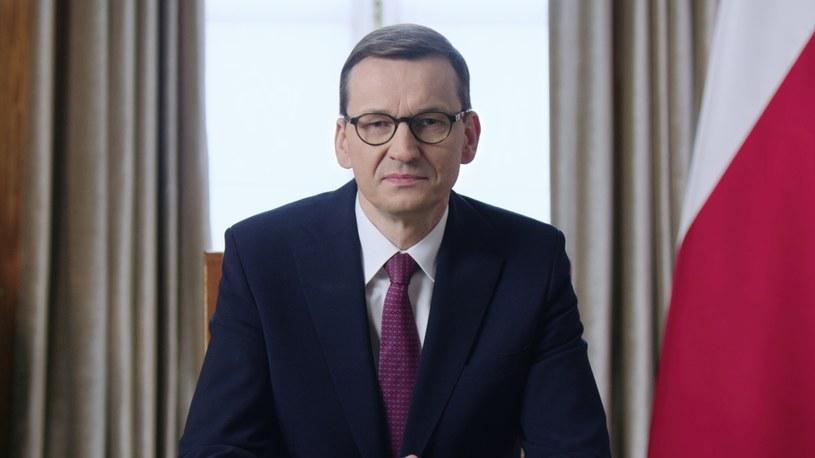 Premier Mateusz Morawiecki /KPRM /materiały prasowe