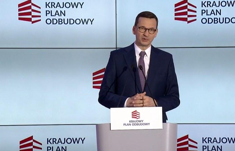 Premier Mateusz Morawiecki /materiały prasowe