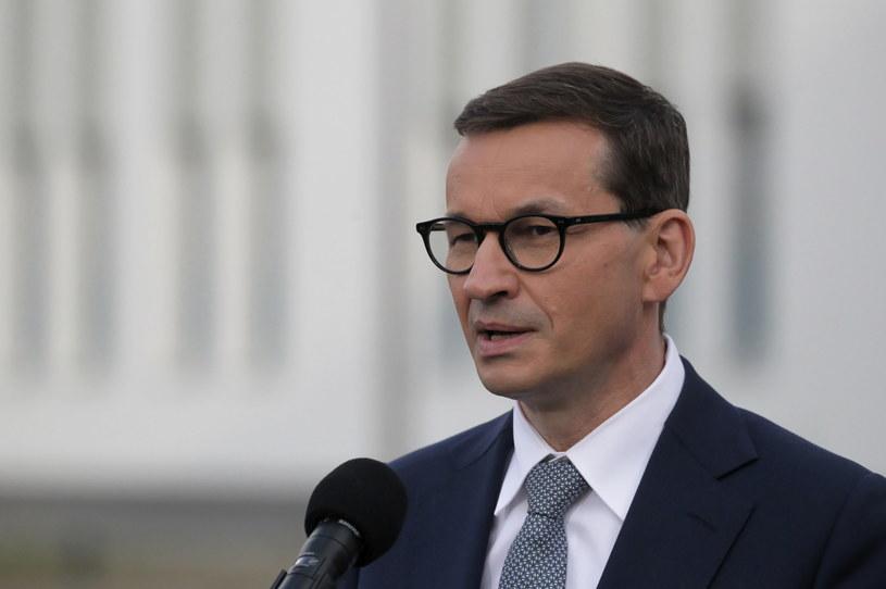 Premier Mateusz Morawiecki / PAP/Tomasz Waszczuk /PAP