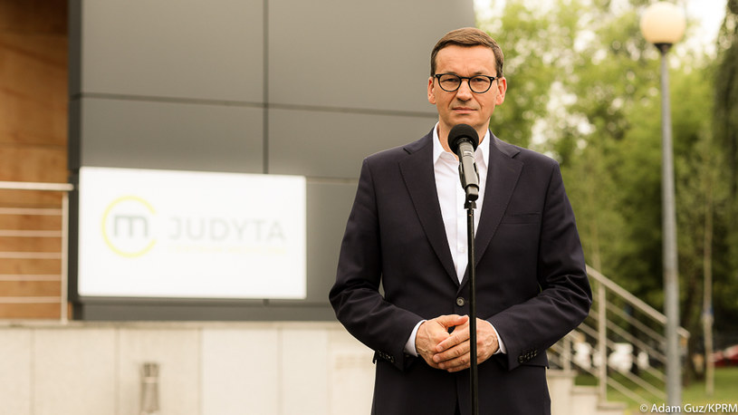 Premier Mateusz Morawiecki /KPRM /