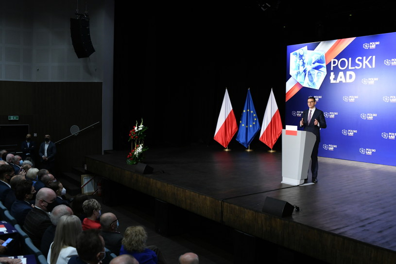 Premier Mateusz Morawiecki /Darek Delmanowicz /PAP