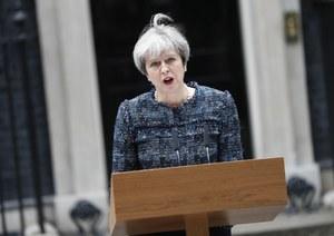 Premier May wydała zgodę dla wojskowego uderzenia w Syrii