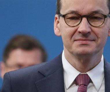 Premier Morawiecki: brak tarczy to masowe zwolnienia