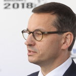 Premier Morawiecki do opozycji: Nas na pewno nie będziecie szantażować w ten sposób
