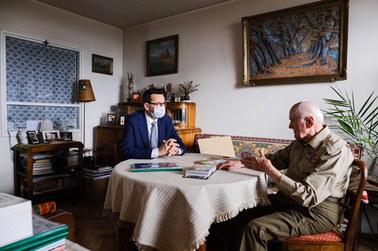 Premier Morawiecki o Powstaniu Warszawskim: Miało przywrócić wolność umęczonej stolicy