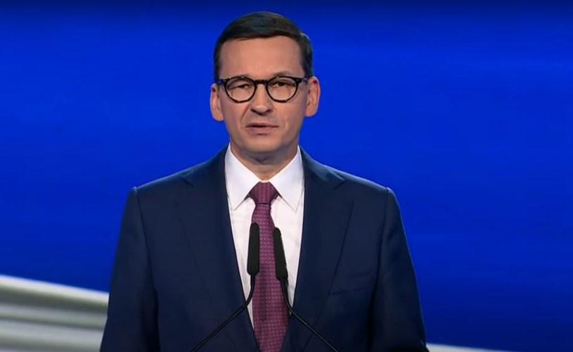 """Premier Morawiecki: """"Polski ład"""" To droga do nowoczesności /materiały prasowe"""