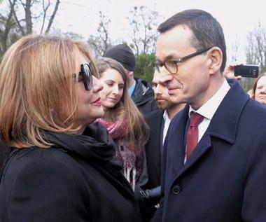 Premier Morawiecki pożegnał aktora Pawła Królikowskiego