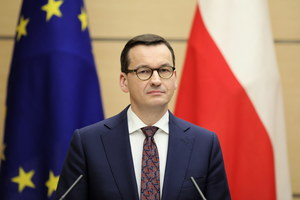 Premier Morawiecki reaguje na uchwałę SN. Jest wniosek do TK