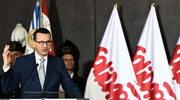 """Premier Morawiecki: Ruch """"Solidarności"""" ma cały czas wielką moc"""