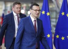 Premier Morawiecki: Warto dać Wielkiej Brytanii szansę i odroczyć brexit