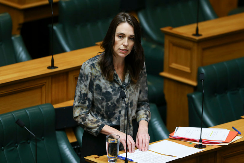 Premier Nowej Zelandii Jacinda Ardern /Hagen Hopkins /Getty Images