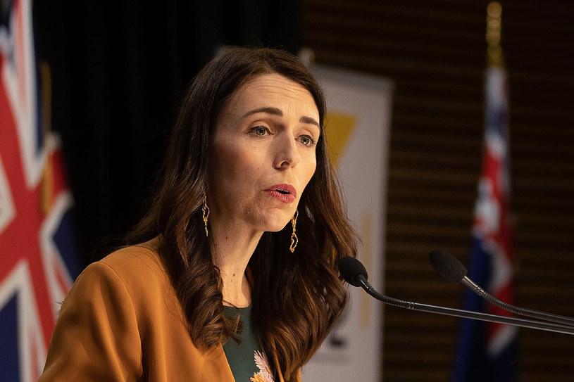 Premier Nowej Zelandii Jacinda Ardern /MARTY MELVILLE /AFP