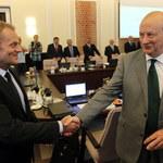 Premier o dymisji ministra Rostowskiego: To plotka
