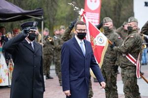 Premier o powstańcach śląskich: Pamiętamy o ich przelanej krwi i odwadze