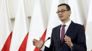 """Premier o """"wielkiej krzywdzie"""", która spotkała Polskę"""