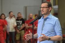 Premier o zmianach w podatkach: Rocznie w portfelu pracownika pozostanie kilkaset złotych