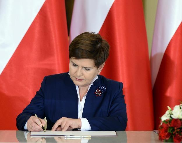 Premier odwoła ministra? /AFP