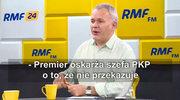 Premier oskarża szefa PKP, że nie przekazuje gruntów pod Mieszkanie Plus. Adamczyk: Uspokoję pana premiera