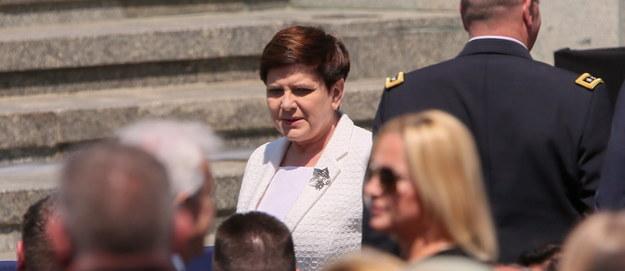 Premier po wystąpieniu Trumpa: Polska jest państwem ważnym, z którym trzeba się liczyć