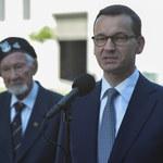 Premier: Podjąłem decyzję, by dwukrotnie zwiększyć fundusz wsparcia m.in. dla powstańców