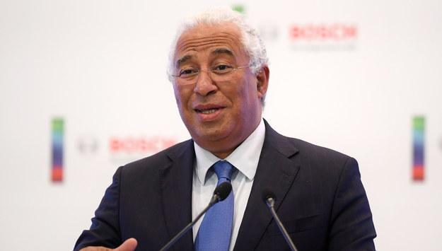 Premier Portugalii Antonio Costa /HUGO DELGADO /PAP/EPA