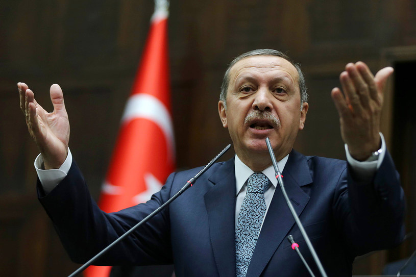 Premier Recep Tayyip Erdogan /AFP