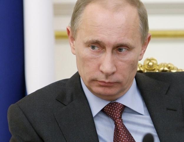 Premier Rosji Władimir Putin /AFP