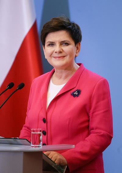 Premier rządu Beata Szydło /PAP