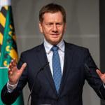 """Premier Saksonii krytykuje polski rząd za obowiązek kwarantanny. """"Uważam, że się zagalopowali"""""""