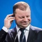 Premier: Służby specjalne nie mogą wtrącać się  na Litwie w działalność dużych firm