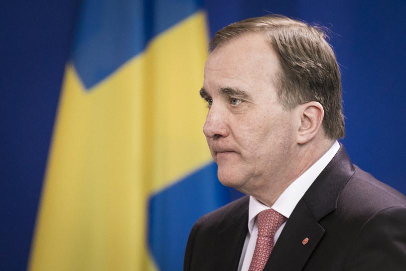 Premier Szwecji Stefan Loefven /Florian Gaertner/Photothek  /Getty Images
