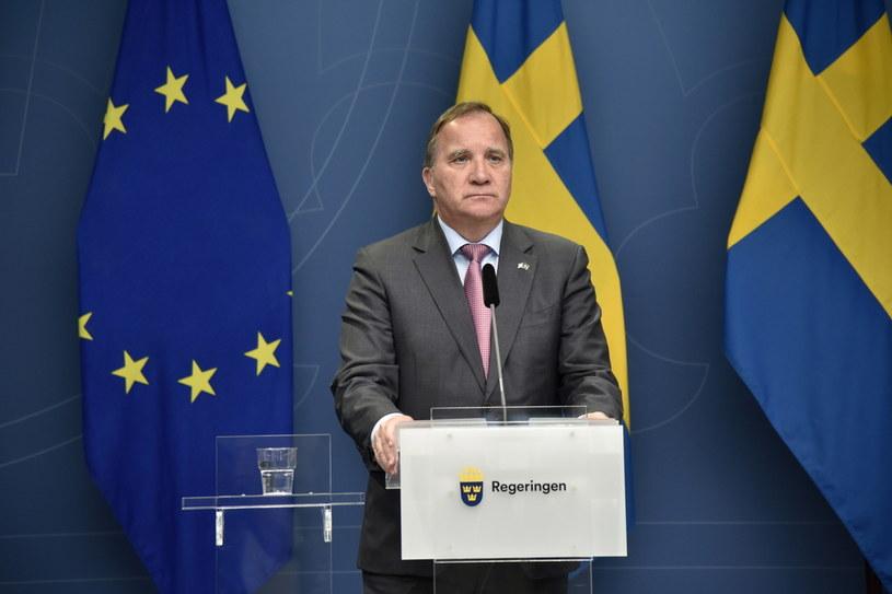 Premier Szwecji Stefan Löfven odwołany przez parlament /PAP/EPA/Lars Schroder/TT /PAP