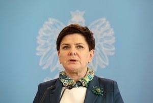Premier Szydło: Polska jest bezpieczna