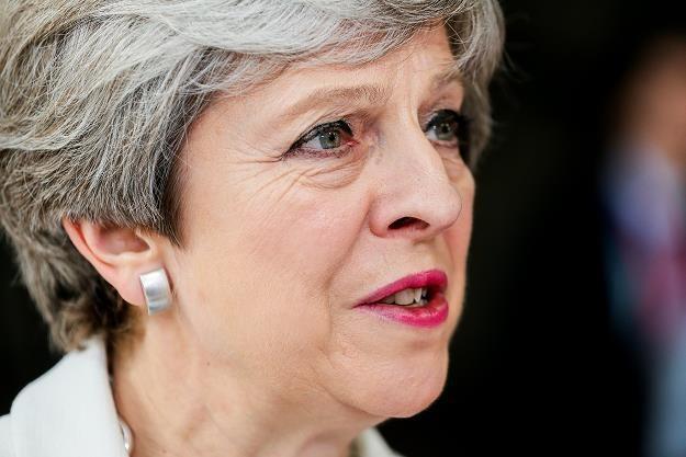 Premier Theresa May /EPA