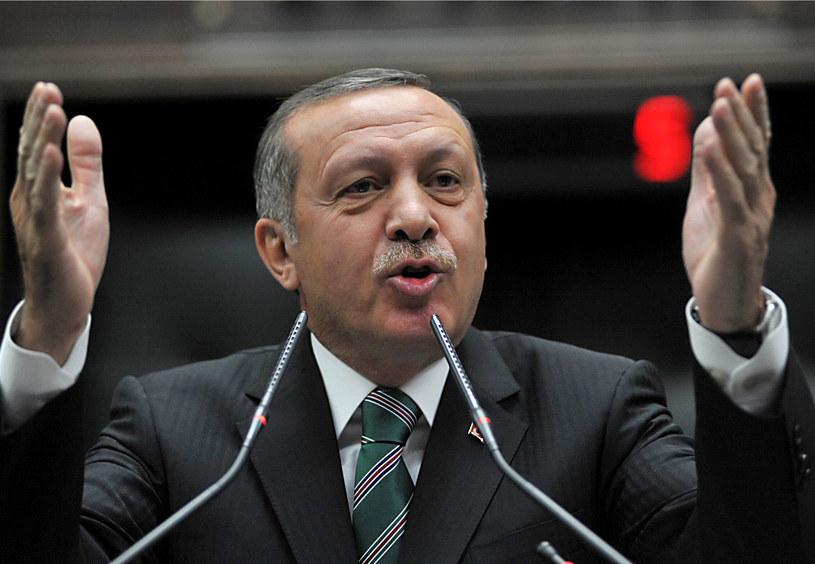 Premier Turcji Recep Tayyip Erdogan. /AFP