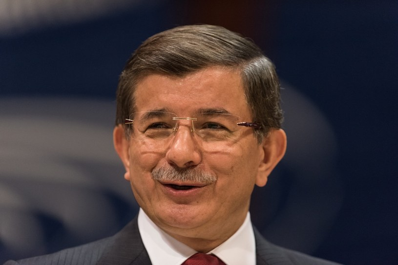 Premier Turcji /Patrick Seeger  /PAP/EPA