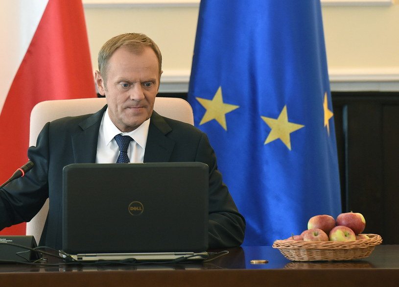 Premier Tusk wyznaczył datę wyborów samorządowych /Radek Pietruszka /PAP