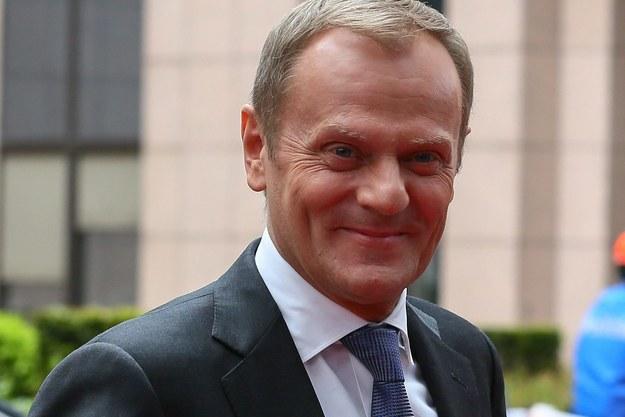 Premier Tusk zostanie szefem Komisji Europejskiej? /JULIEN WARNAND /PAP/EPA