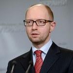Premier Ukrainy dla RMF FM: Nie rozważamy operacji wojsk sojuszniczych na Krymie